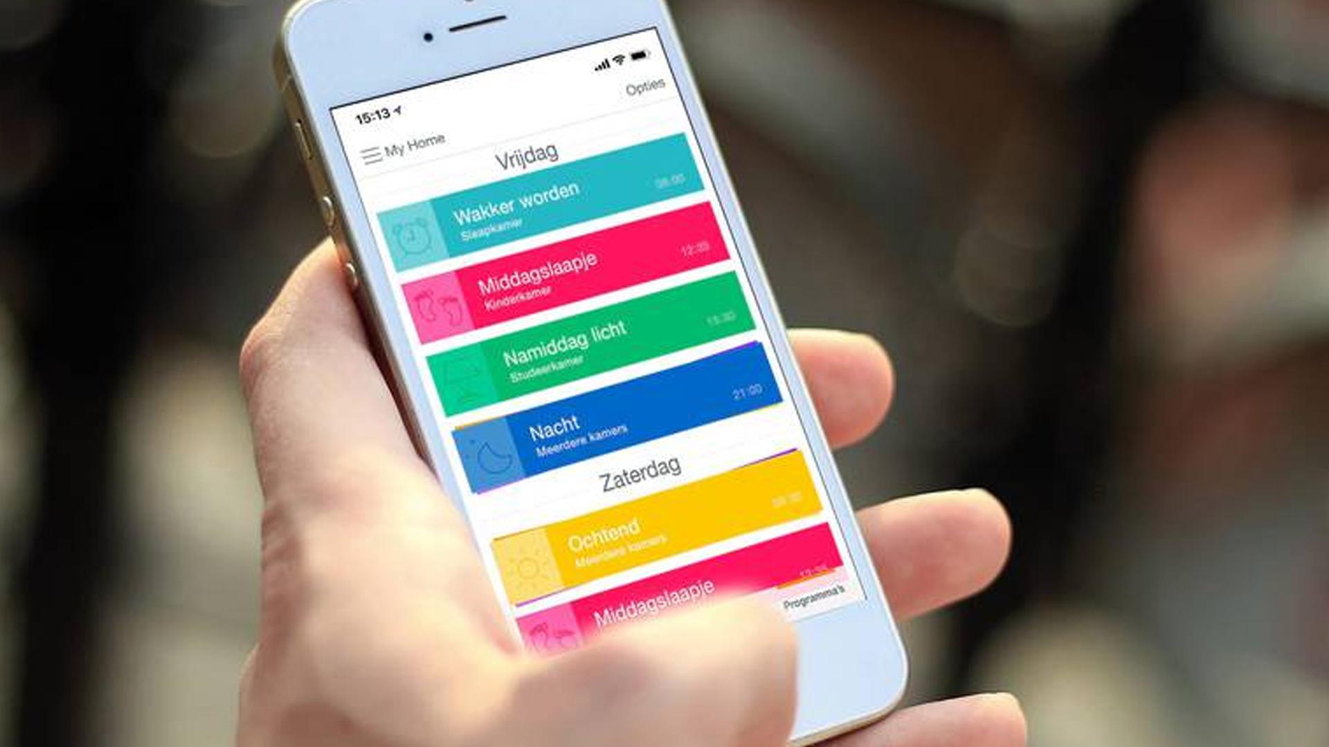 Luxaflex-app