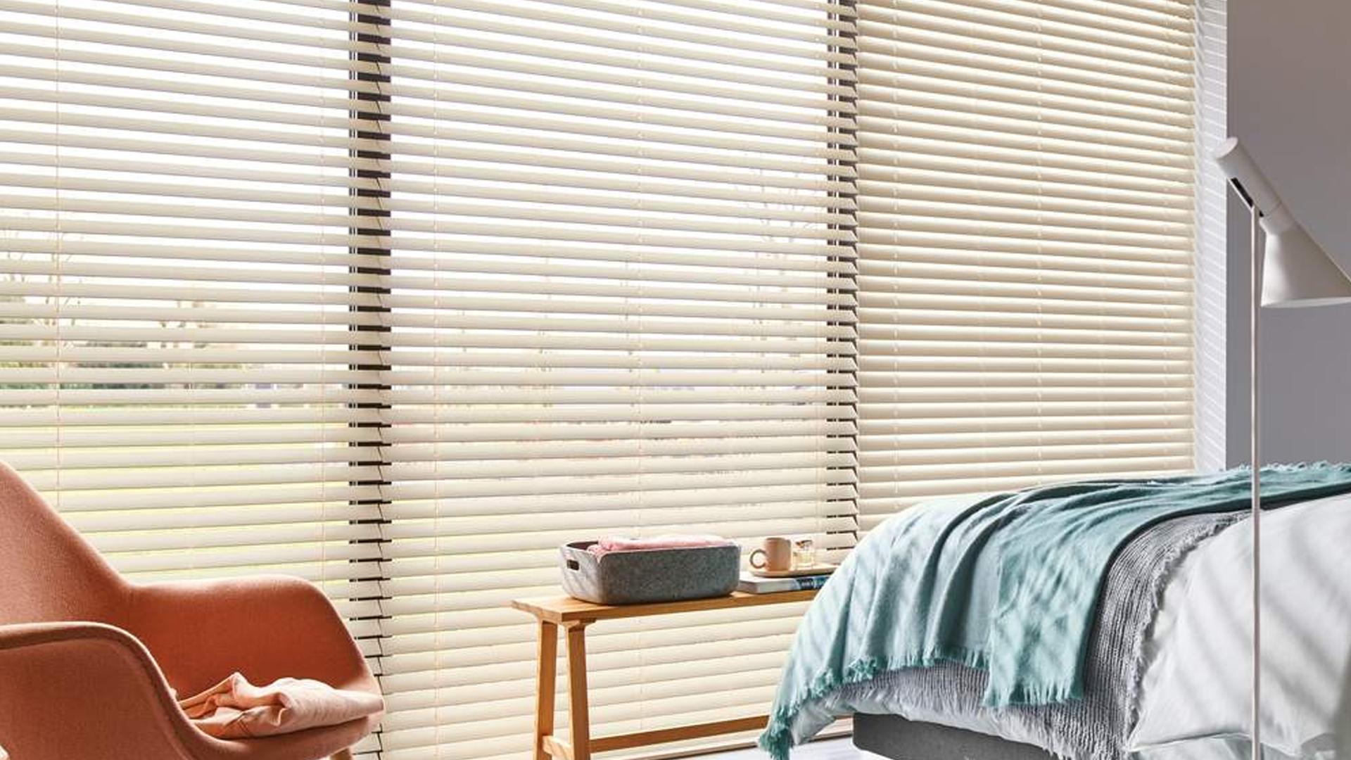 Luxaflex-slaapkamer